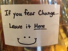 13 Tip Jars From Really Clever Employees Progressive Tip Jar