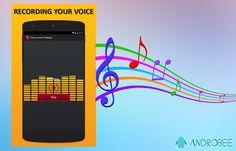 aplikasi android edit suara dapat merubah suara anda menjadi yang anda inginkan. dengan aplikasi edit suara ini kalian dapat berkreasi secara kreatif