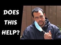 Does Wearing A Mask Help? - YouTube Outdoor Survival Gear, The Creator, Thoughts, Youtube, How To Wear, Youtubers, Youtube Movies, Ideas
