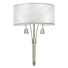 Mime Brushed Nickel One Light Wall Sconce Fredrick Ramond Flush To Wall Wall Sconces Wall