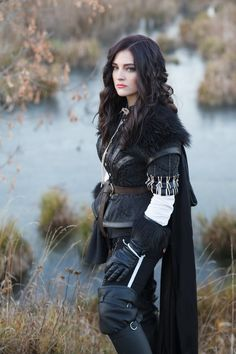 "Malabette ""Mal"" WavewaitheHal's childhood friend (""Hal's pal, Mal!"")  Yennefer by Astrid-96"