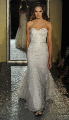 Mermaid gown with sw www.mccormick-weddings.com Virginia Beach