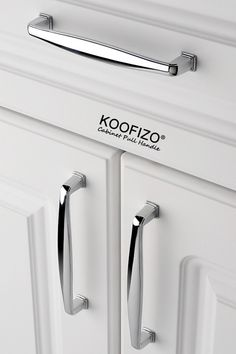 Amalfi Bow Handle For Kitchen//Bedroom//Cabinet//Door//Cupboard//Drawe Handle