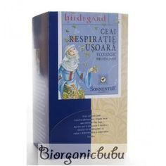Hild ceai ecologic pentru respiratie usoara, 20 pliculete