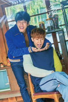 Jang Dong Woo & Kim Sung Gyu / INFINITE
