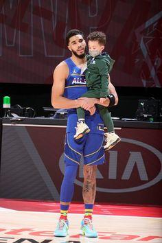 Small Forward, Jayson Tatum, Boston Celtics, Family Goals, Nba Players, One Team, Baby Fever, American, Cute Kids