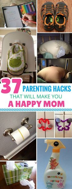 These Genius Little Parenting Hacks have been an absolute game-changer in making my job as a supermom less stressful and giving me more free time to do the things I love. Lord knows us moms need all the help we can get...