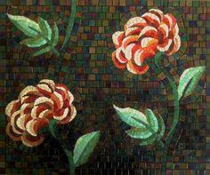 Mosaico Arte e Mestieri, mosaic panel, glass mosaic.