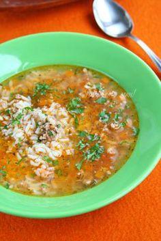 Пръскана супа