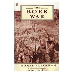 Pakenham's very thorough history of The Boer War reads like a novel and I could hardly put it down. In my mind that puts h.