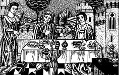 Medieval Food#MedievalJousting #justJoustIt