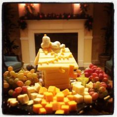 Best cheese tray EVER.