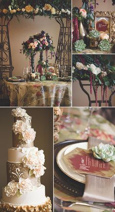 #Tuscan Chic wedding