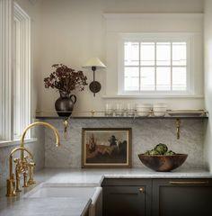 Kitchen Corner, Kitchen Dining, Kitchen Decor, Interior Decorating, Interior Design, Beautiful Kitchens, Kitchen Interior, Home Kitchens, Sweet Home