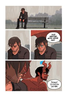 Tobias and Guy — You Are Not Alone I may not be able to fix you;...