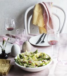 Asparagus Recipe, Vinaigrette, Table Settings, Recipes, Recipies, Place Settings, Ripped Recipes, Cooking Recipes, Vinaigrette Dressing