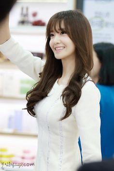 YoonA @ Innisfree event | from Innisfree Weibo account
