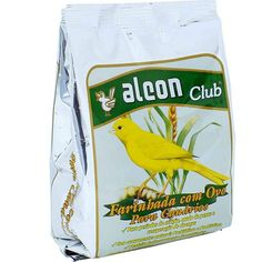 Alcon Club Farinhada para Reprodução de Canários - Meuamigopet.com.br #asas #asa #animais #aves #passaros #meuamigopet