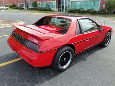'88 Pontiac Fiero Formula, low mile car   eBay