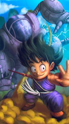 Kid Goku Wallpaper Ultra Hd 4k 2d 3d
