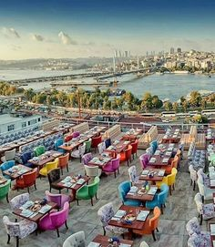 A view from the Istanbul Golden Horn. Cruise Italy, Places To Travel, Places To Visit, Bosphorus Bridge, Paradise Pictures, Istanbul Travel, Hagia Sophia, Turkey Travel, Places Of Interest