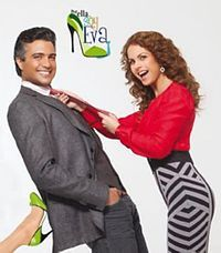 Oh hurray!  Jaime Camil has a new telenovela--yes!  Just checked--I guess it is just a one week show.