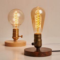 Modern Table Lamps Glass Globe Table Light Bedroom Wood Base Desk Lamps Study Light Fixtures Luminaires Abajur Night Lighting And To Have A Long Life. Led Table Lamps