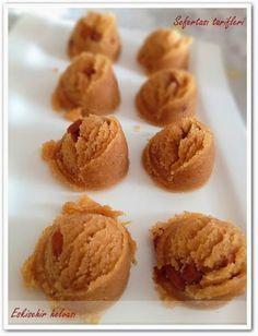 ESKISEHIR HELVASI TARIFI Halva Recipe, Turkish Sweets, Milk Dessert, Turkish Recipes, Food Facts, Granola, Sweet Treats, Dessert Recipes, Food And Drink