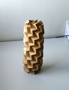 Octogonal Foldable Cylinder 1 By Jorge Lucero Via Flickr