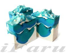 Angel's Touch Handmade Artisan Soap Cake by iFaru on Etsy