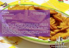 Questa Domenica Panelle!  Buon appetito da PrenotareinSicilia.it #cucina #tradizione #ricette #palermo