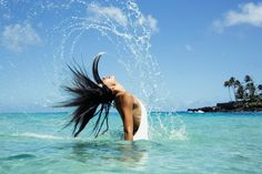 Beach :: Paradise :: Hair :: Tan :: Bikini :: Salt Water :: Sun