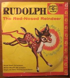 loved rudolph... waited every year for Gene Autrey to sing this on the raideo