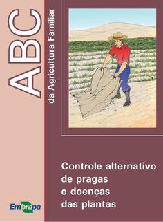 Controle alternativo de pragas e doenças nas plantas
