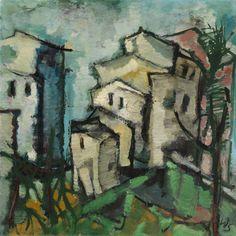 Werner Scholz (1898-1982) was een Duits-Oostenrijkse schilder. Hij was een vertegenwoordiger van de tweede generatie van het Duitse expressionisme. Als een tijdgenoot van George Grosz en Otto Dix zette hij het grote stadsleven van Berlijn in beeld. Zijn schilderijen tonen mensen in zijn existentiële eenzaamheid en verdriet.