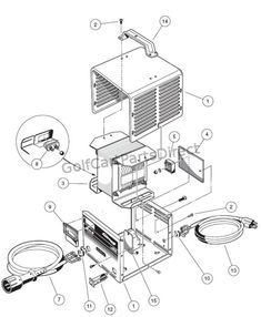 Golf Cart Repair, Custom Golf Carts, Golf Cart Batteries, Sidecar, Charger, Club, Ds, Cars, Golf Trolley