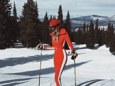 The Chicest Ski Spots Around The World