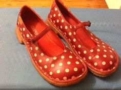 Camper-polka-dot-mary-jane Faerie Costume, Mary Janes, Camper, Polka Dots, Sneakers, Shoes, Fashion, Moda, Zapatos