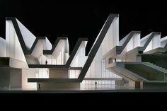 Palacio de Congresos de Aragón: Expo 2008 (Zaragoza) – Nieto Sobejano Arquitectos