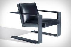 "Ralph Lauren RL-CF1 Lounge Chair ..... I'd do it out of 1/4"" steel :)"