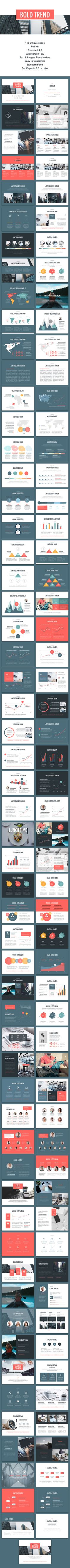 Bold Trend Keynote Slides Template. Download here: http://graphicriver.net/item/bold-trend/14957434?ref=ksioks