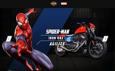 HD - Homem Aranha - Agilidade