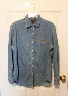 Vintage Ralph Lauren Button Down