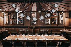 Spiga (Hong Kong, Hong Kong), Asia Restaurant   Restaurant & Bar Design Awards