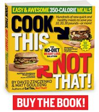 Cook This: Turkey Sloppy Joes - Cook This! Not That - Mens Health - I don't really like the Manwich canned crap, but my boyfriend does, so I've taken on the challenge to make it homemade (and somewhat healthier).  The site won't let me pin the pic of the actual sandwich.