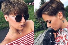 Jess Perry Short Hairstyles - 1