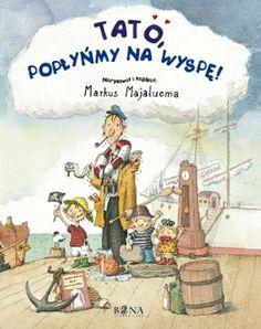 Markus Majaluoma - Tato poplyńmy na wyspe Baseball Cards, Books, Sports, Candy, Illustration, Google, Beautiful, Ideas, Art