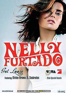 Saw nelly furtado at an outdoor amphitheater in Virginia Beach in 2007. I love her!
