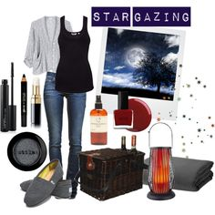10 Picnics + What to Wear on Them: Stargazing Picnic