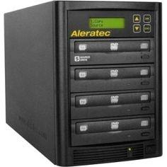Aleratec 1:3 DVD CD Copy Tower Stand-Alone Duplicator #260180